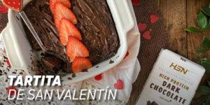 Tartita de San Valentín