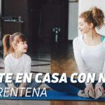 Deporte en casa con niños en Cuarentena
