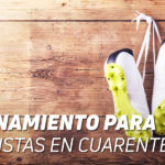 Entrenamiento Fútbol en Cuarentena