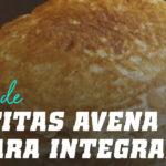 Tortitas de Claras y Avena Integral