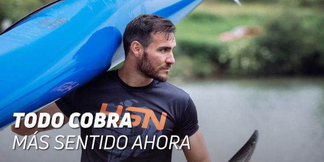 Saúl Craviotto, deportista olímpico HSN, afronta «extramotivado» los JJOO de Tokio 2021