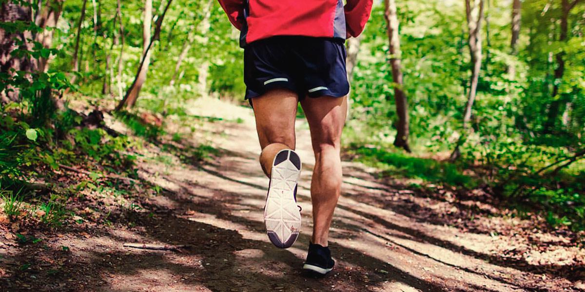 Correr por la naturaleza