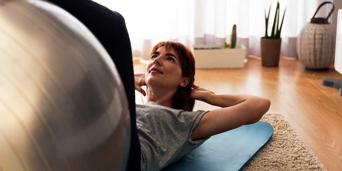 ¿Cómo entrenar en casa si no puedes salir por Coronavirus?