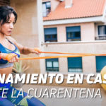 Entrenamiento en Cuarentena