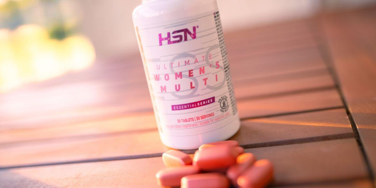 Vitaminas HSN