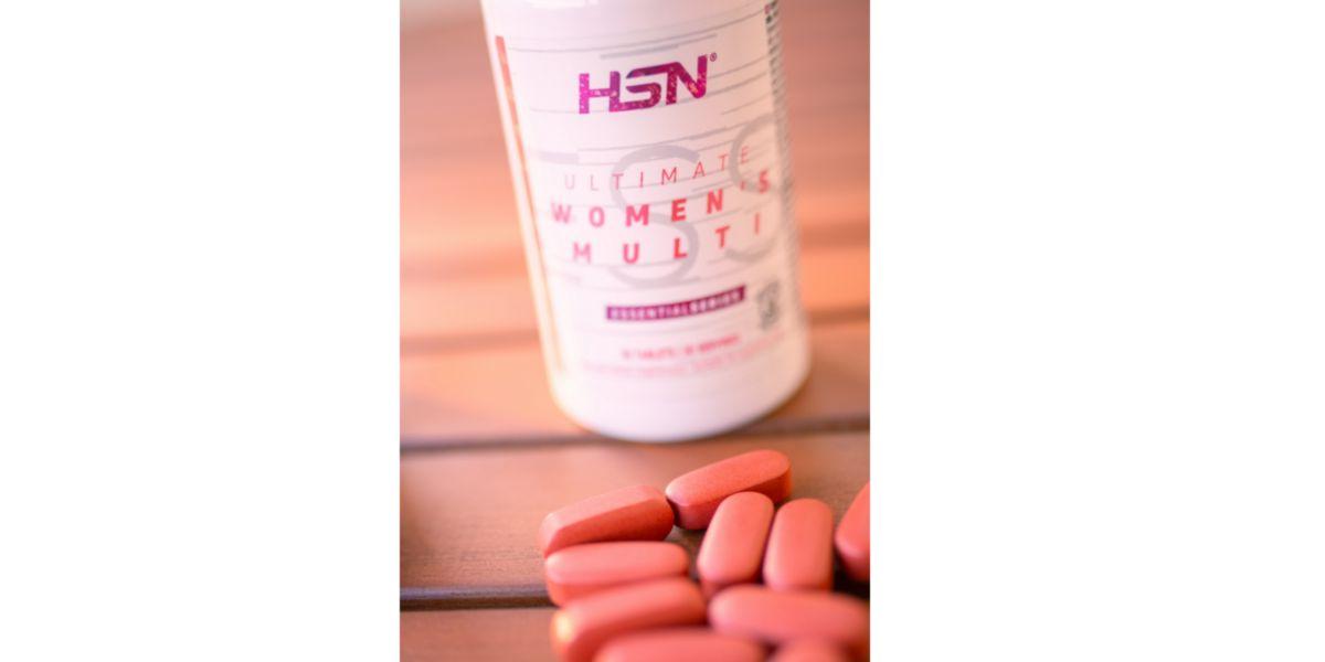 Vitaminas para la mujer
