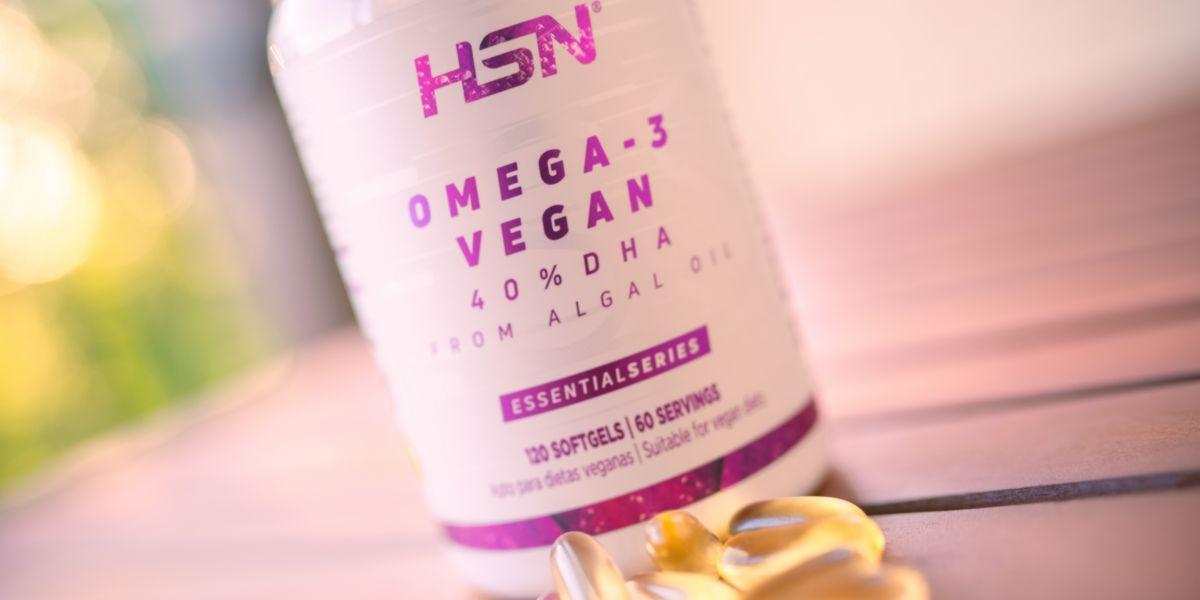 Omega 3 Vegano