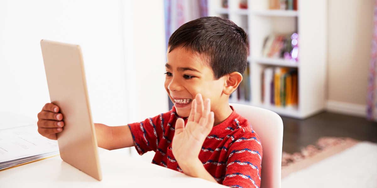 ¿Cómo pueden socializarse los niños en la cuarentena?