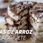 Tortitas de Arroz Choco-Cacahuete