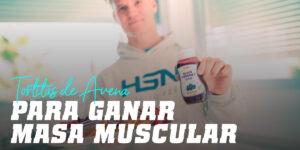 Tortitas para Ganar Masa Muscular
