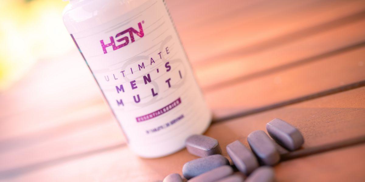 Vitaminas en tabletas