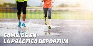 Practica deportiva coronavirus