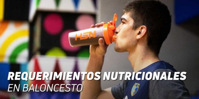 ¿Cuál es la correcta Nutrición de un jugador de Baloncesto?