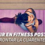 Competir en Fitness Postparto en Cuarentena