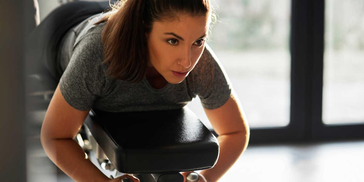 ¿Qué suplementos toman las mujeres deportistas?