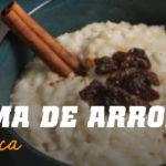 crema de arroz proteica