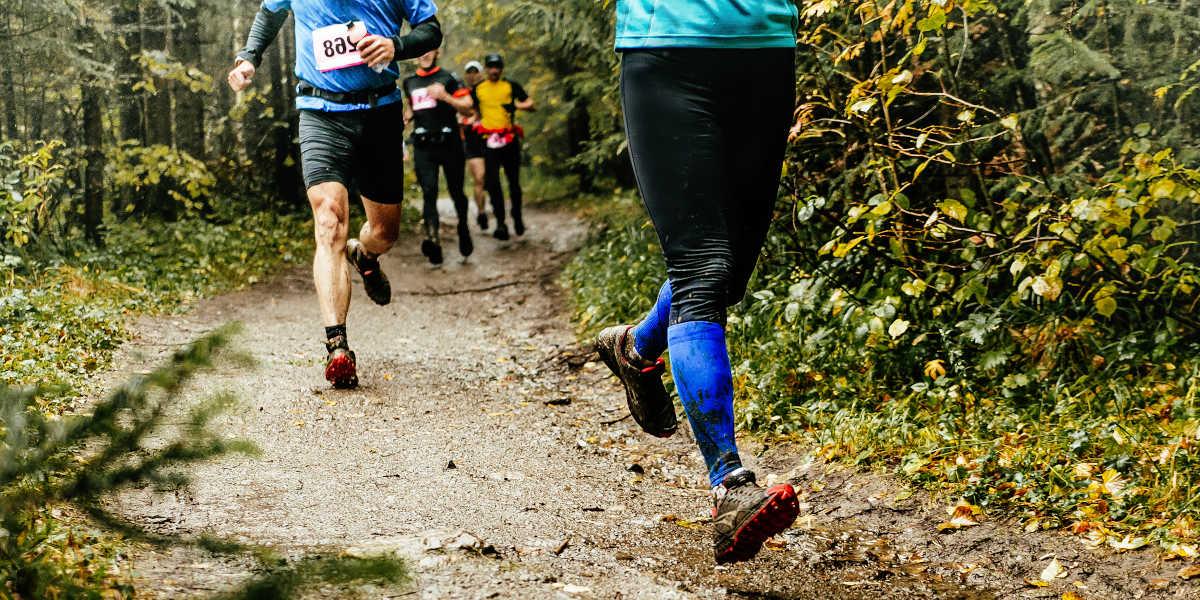¿Qué distancia se debe guardar para practicar deporte?