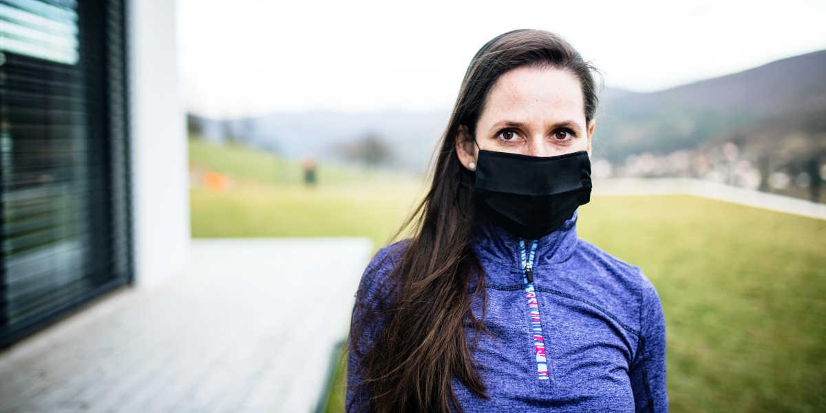 ¿Hay que utilizar mascarilla para hacer deporte en la calle?