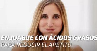 Enjuague con ácidos grasos