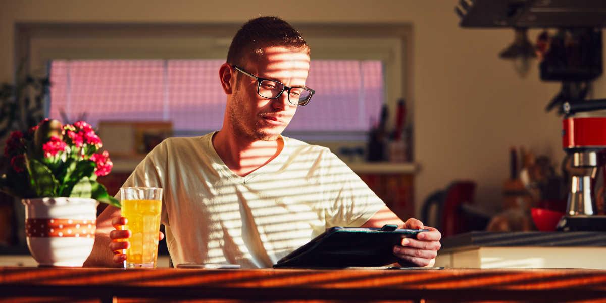 Cambio en los hábitos de lectura con las nuevas tecnologías