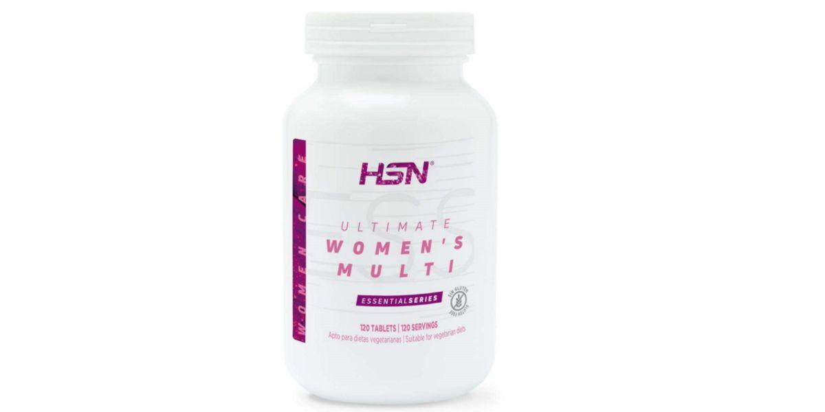 Multivitamínico HSN para las mujeres