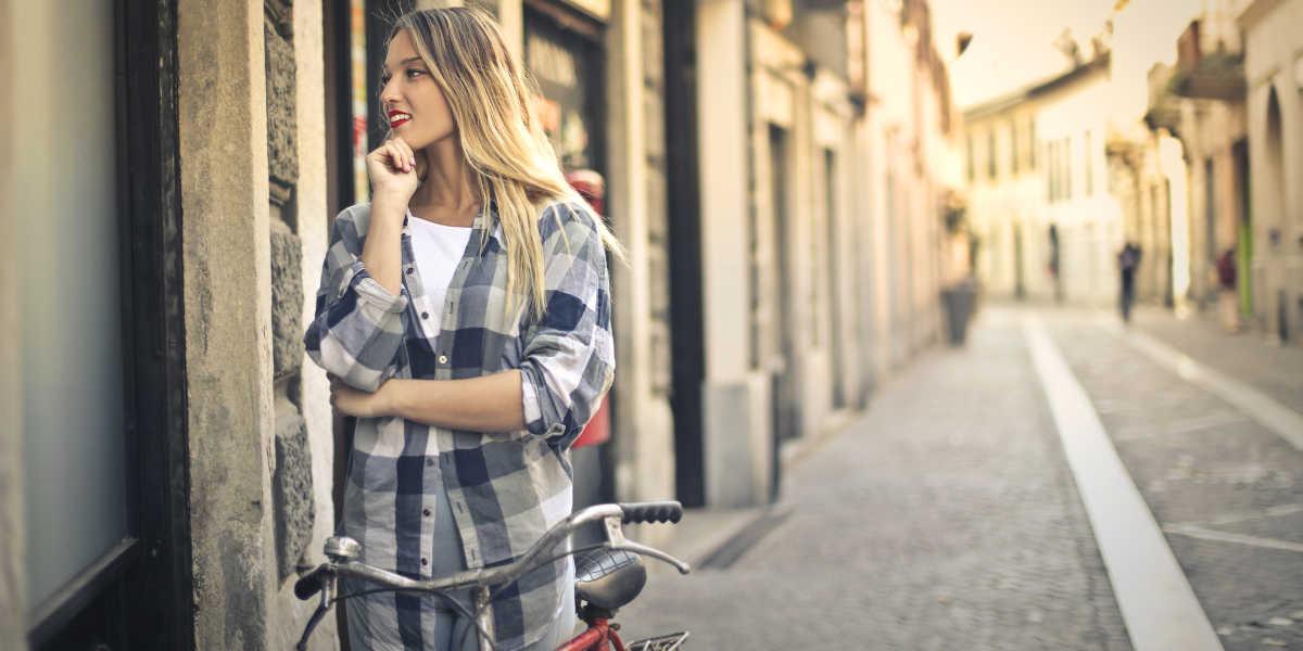 ¿Cómo utilizas tu la bicicleta en la ciudad?