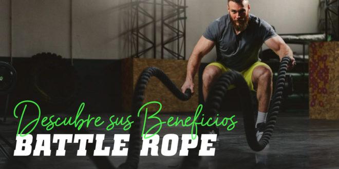 Battle Rope: Descubre sus Beneficios