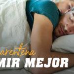 dormir mejor en cuarentena
