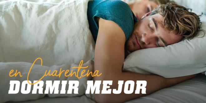 Claves para Mejorar Tu Sueño en Cuarentena