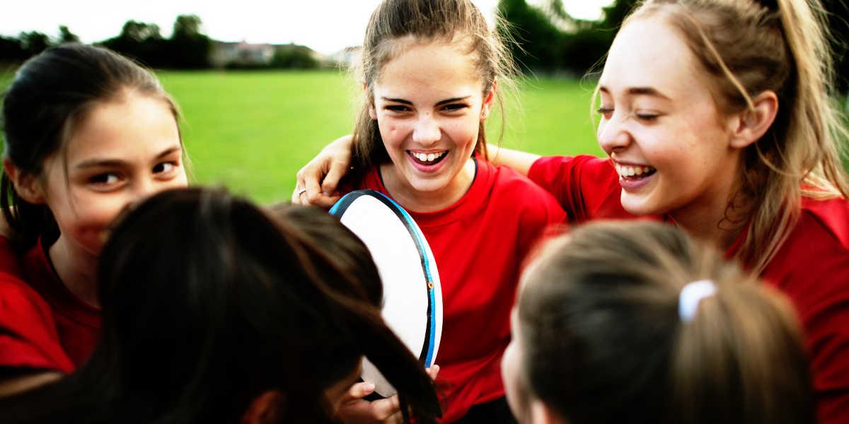 Rugby un deporte de equipo