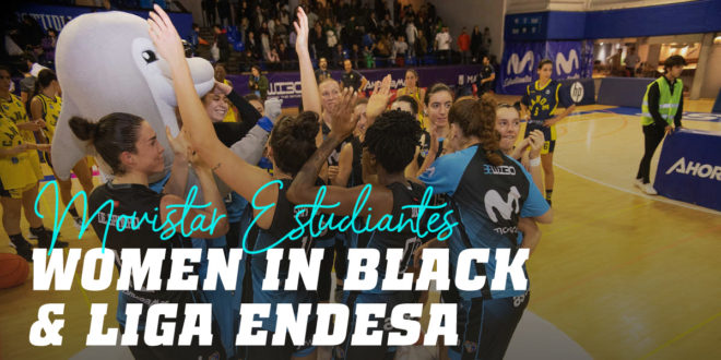 ¡Las Women In Black regresan a la Liga Endesa de la mano de HSN!