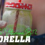 Chlorella fuente de vitamina b12