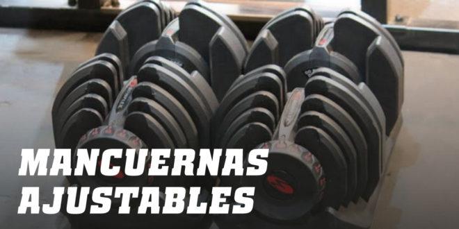 Mancuernas Ajustables Bowflex SelecTech Dumbbells