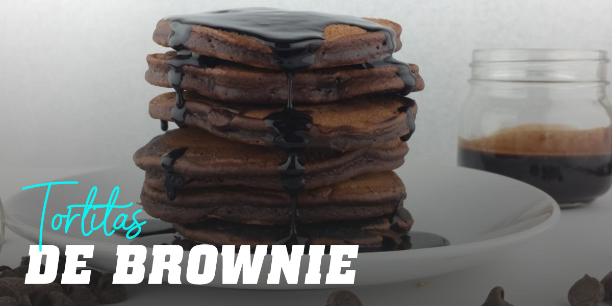 Tortitas de Brownie