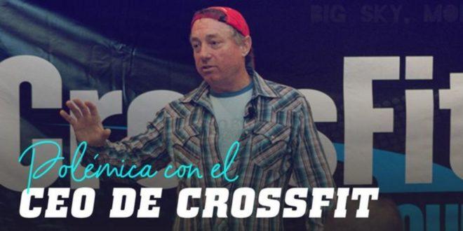 Comentario Racista de Greg Glassman CEO de CrossFit