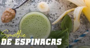 Smoothie de Espinacas