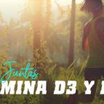Vitamina D3 y K2