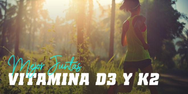 Vitamina D3 y K2: Mejor Juntas que Separadas