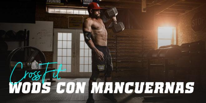 Entrenamientos de CrossFit con Mancuernas