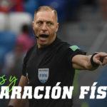 Preparación Física de los Árbitros de Fútbol