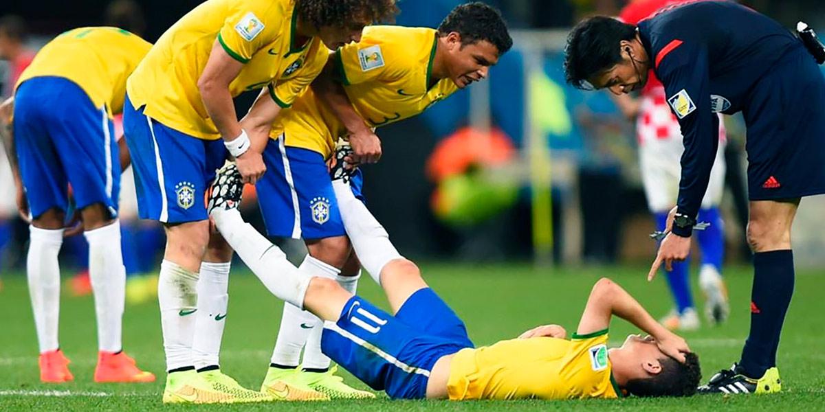 deshidratación en el fútbol