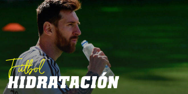 La Importancia de la Hidratación en el Fútbol