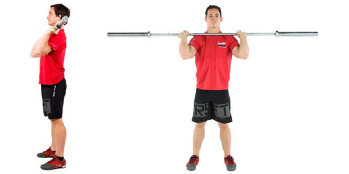 Posición Inicial Thruster