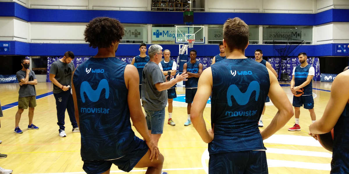 Pretemporada Movistar Estudiantes