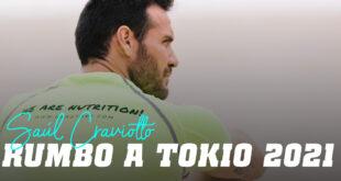 Saúl Craviotto Rumbo a Tokio 2021