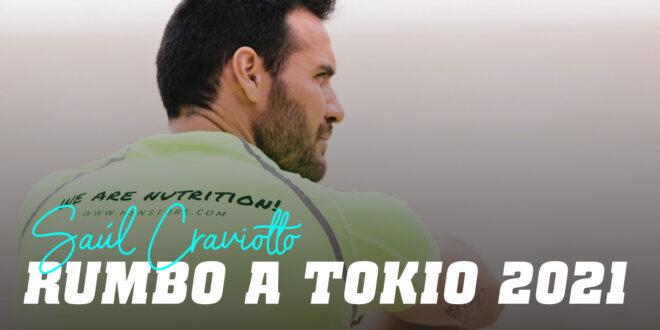 Rumbo a Tokio 2021: Un día en la vida de un deportista, por Saúl Craviotto