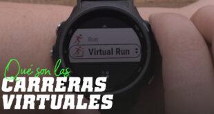 ¿Qué son las Carreras Virtuales?
