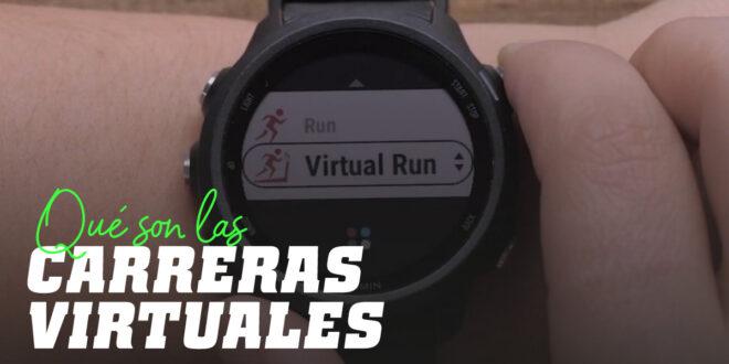 ¿Conoces las Carreras Virtuales?