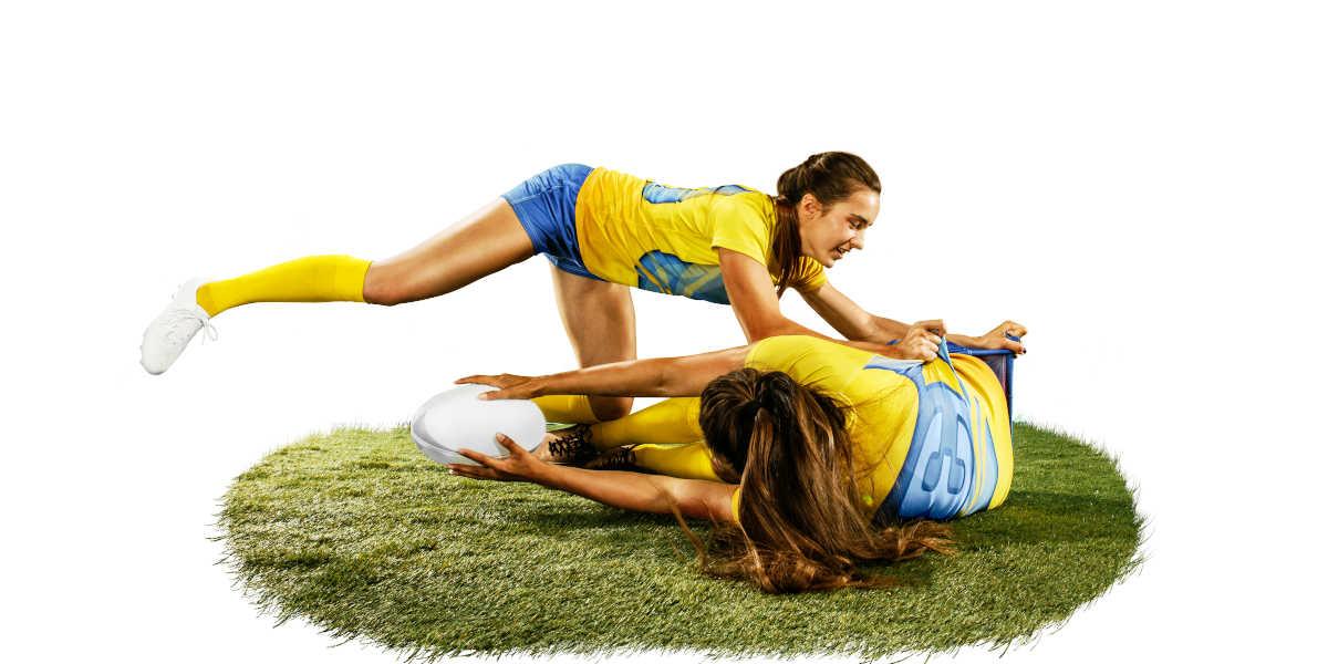 Efectos de las lesiones en rugby