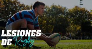 Cuáles son las lesiones más comunes en rugby